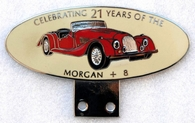 badge Morgan :+8 21th years