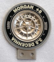 badge Morgan :+8 3.5 decennia