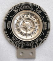badge Morgan :+8 35th anniversary