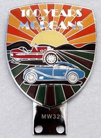 badge Morgan : 100 years of Morgan