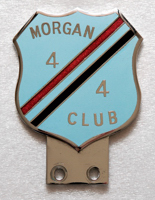 badge Morgan : 4-4 club
