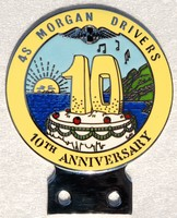 badge Morgan : 4S 10th_Anniversary