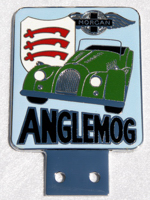 badge Morgan : Anglemog MSCC