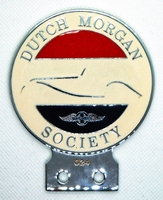 badge Morgan : Dutch Morgan Society