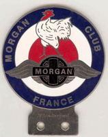 badge Morgan : MCF