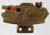 badge Morgan :MCI Morgan Chianti 2014
