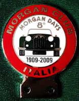 badge Morgan :MCI Morgan Days 8°