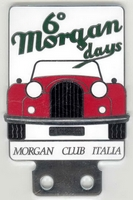badge Morgan :MCI Morgan days VI