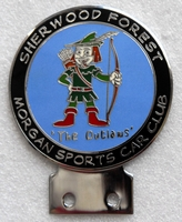 badge Morgan :MSCC Sherwood Forest II