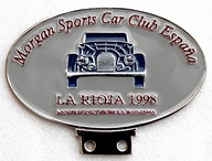 badge Morgan :MSCCE La Rioja 1998