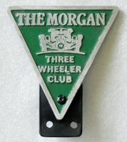 badge Morgan : MTW1945