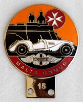 badge Morgan :Malta Group n15