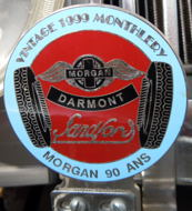 badge Morgan : Morgan Darmont 90 ans