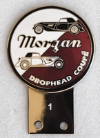 badge Morgan :Morgan Drophead Coupe� n1