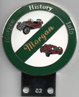 badge Morgan : Morgan history Info II