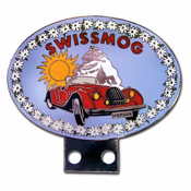 badge Morgan : Swissmog