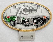badge Morgan : badge_70_years