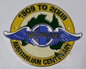 badge Morgan : morgan-australian-centenary-badge-a